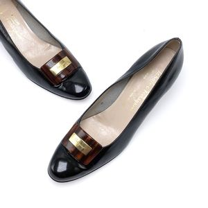 Salvatore Ferragamo Firenze Italy  Pumps 9 Narrow
